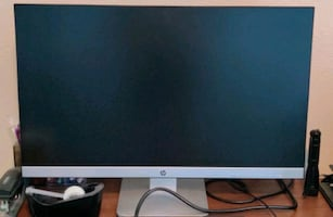 27q HP Monitor (2560x1440 resolution, 60hz refresh rate, 27 inches)