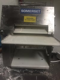 Stainless steel Somerset industrial machine