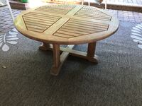 42 inch rd outdoor coffee table FREEPORT