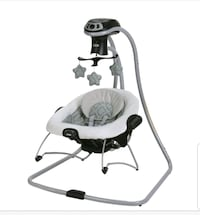 Graco multi-directional baby swing Dover, 33527