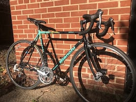 Bianchi Imola Touring Bicycle