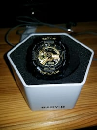 G-shock baby g gold watch Coquitlam