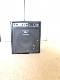 black and gray Peavey guitar amplifier Hyattsville, 20782