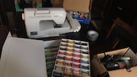 Sewing machine W/ lots of extras & string  New Orleans, 70116