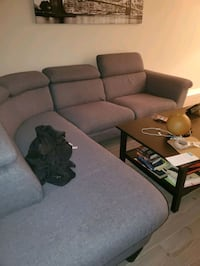 Structube sectional couch  Toronto, M5G