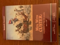 Men with Custer: Biographies of the 7th Calvary Hanover, 55341