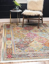 Clearance sale traditional design oriental rug