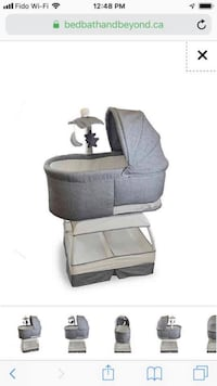 Bliss Sweetli deluxe Bassinet New in Box St Catharines, L2M 4T2
