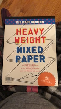Heavy weight mixed paper Chester, 07930