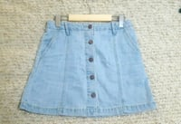 f21 denim skirt size 26 Surrey, V3T