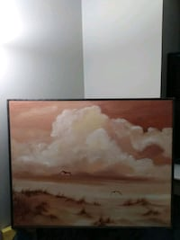 Canvas Painting  Independence, 64057
