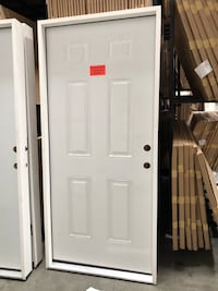 Pre hung entry door 36x80 (steel wooden) Riverside, 92501