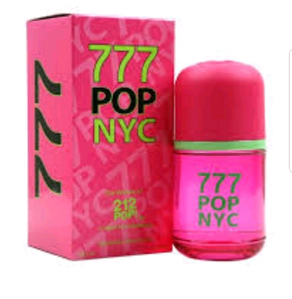 777 POP NYC our version of 212 pop