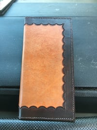 Leather rodeo wallet Colorado Springs, 80910