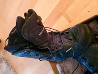 Salomon f22 snowboarding boots Washington, 20009