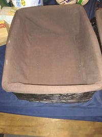 black and gray travel cot Ocala, 34475