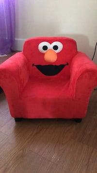 Elmo Plush chair Boston, 02126