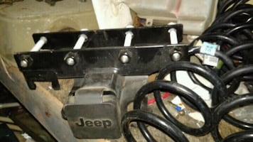 Receiver hitch jeep Jeep commander and jk
