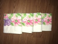4 Floral Hand Towels  West Columbia, 29169