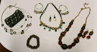 Necklaces/Earrings/Bangles Markham