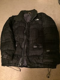 North Face Ski/Snowboard Jacket Xl