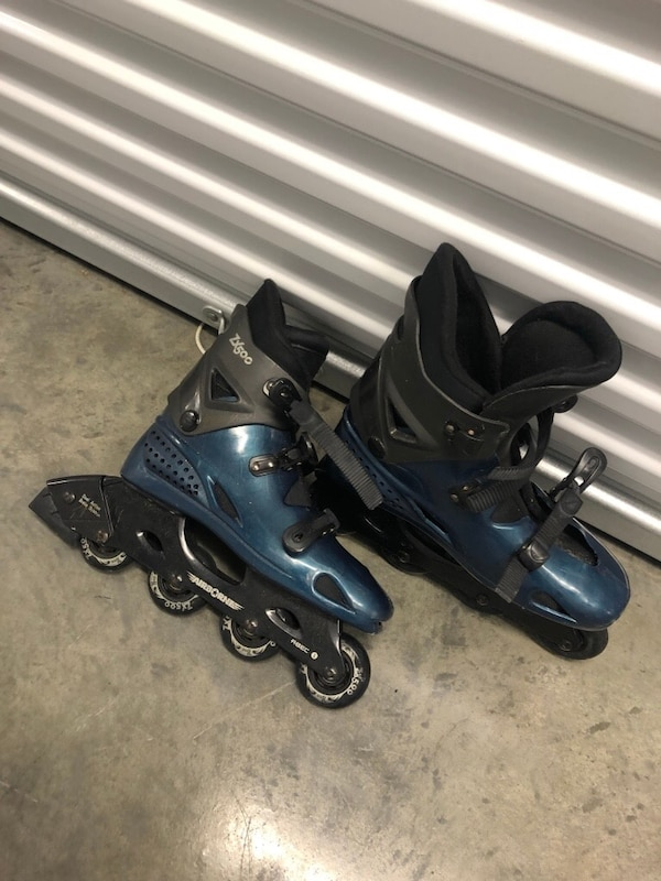 Rollerblades size 12 good condition