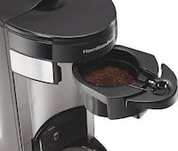 Hamilton Beach Single-serve Coffee Maker, Flexbrew