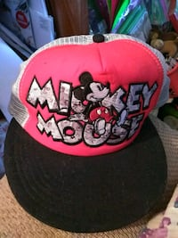 Red And Black Mickey Mouse Hat Crestwood, 60445