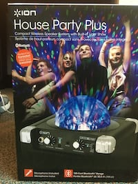 House party speakers and lights + karaoke!! Guelph, N1E