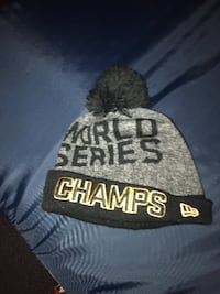 Chicago Cubs Beanie - World Series Greeley