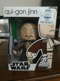 Mighty Mugg Qui-gon Jinn