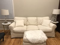 3 piece couch set with extra slip cover
