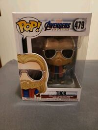 Marvel Avengers Thor Funko Pop collectible  Vancouver, V6P 4M5