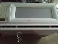 white and gray window type air conditioner Fayetteville, 28301