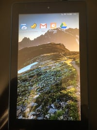 Amazon fire tablet rooted no charger included New Carrollton, 20784