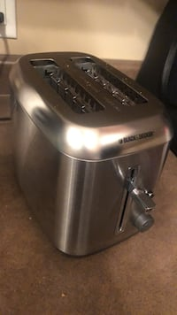 stainless steel Cuisinart coffee maker
