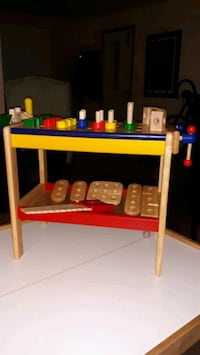 Land of Nod If I Had a Hammer workbench Des Moines, 50317