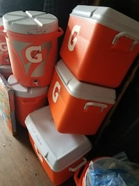 Gatorade coolers or spouted drink coolers $10 each Portland, 97225