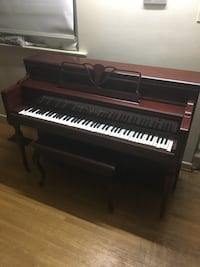 Brown piano Toronto, M3J 1J6