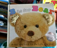 Touch n feel book for babies