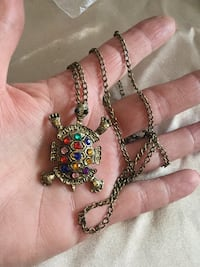 Turtle Necklace  Edmonton, T6E 0R2