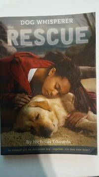 Dog Whisperer: The Rescue Book for pre-teens.