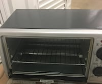 black and gray microwave oven Rockville, 20852