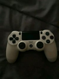 white Sony PS4 game controller Silver Spring, 20904