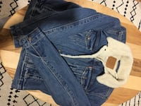 Women's Levi's Sherpa Large Mississauga, L5B 3Y7