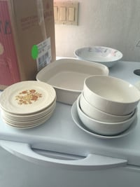 white ceramic dinnerware set 卡尔加里, T2Z 4Y3