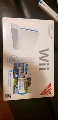 White Wii Console Mississauga, L5N 2N1