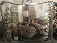 Queen Bed Set - NEW Barrie, L4M 5G7