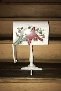 Festive Winter Mailbox by Regal (with box) Toronto, M9M