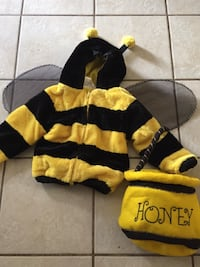 Halloween Bumble Bee